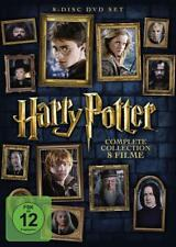 Harry Potter - The Complete Collection, 8 DVD (2013)