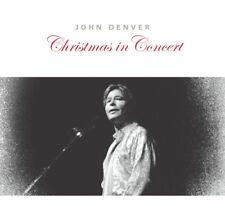 John Denver Christmas in Concert CD NEW