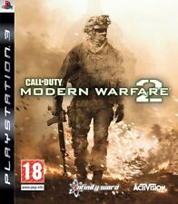 Call of Duty Modern Warfare 2 PS3 playstation 3 jeux jeu tir game lot games 213