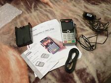 Ingenico iWl255 credit card machine 32mb with dock charger and user manual/paper