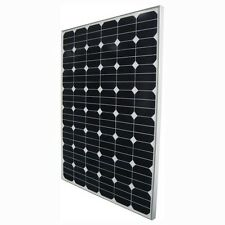 Solar Panel Sun Peak SPR 130 (130W/12V) mono, back-contact cells, Off-Grid apps