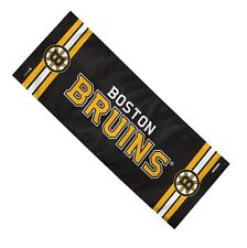 """BOSTON BRUINS 12""""X30"""" COOLING TOWEL NEW & OFFICIALLY LICENSED"""