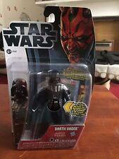 Star Wars: Movie Heroes: Darth Vader Action Figure with Light-up Lightsaber