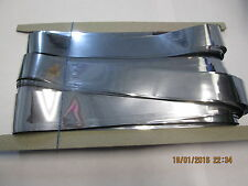 Silver Slash (Foil) 12ft Shimmer Curtains for Theatre / Stage / Party / xmas