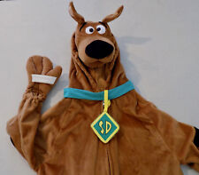 Scooby Doo Puppy Dog Plush Halloween One Piece Costume by Rubies