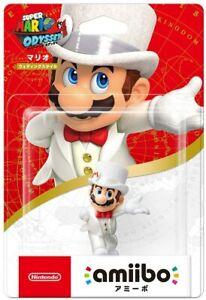 Nintendo Amiibo Mario Wedding style Japan Ver. From Japan Odyssey