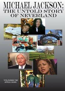 Michael Jackson -Untold Story Of Neverland [DVD][Region 2]