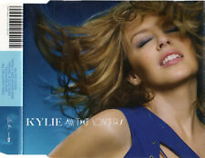 "KYLIE MINOGUE ""ALL THE LOVERS"" RARE ENHANCED CD MAXI WITH VIDEOCLIP"