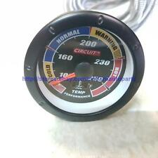 Universal Water Temperature Gauge Mechanical Type 144 Inches