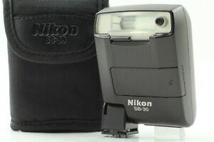 [MINT in /case] Nikon Speed light SB-30 Shoe Mount Flash for Nikon From Japan