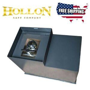 Hollon SafeB3500 In Ground Floor Safe Steel Door Combination Lock Key 18''