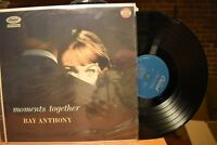 Ray Anthony Moments Together LP Capitol T917 Mono