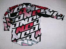 ONE Industries DEFCON Quasar MX Shirt Jersey Cross Enduro NEU XL MTB Quad Honda