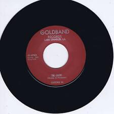 GUITAR JR. - THE CRAWL / ROLL ROLL ROLL (2 x Louisiana BLUES Rockers) REPRO