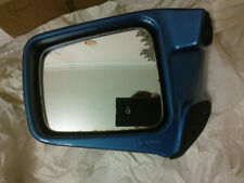 Espejos azules para motos BMW
