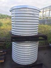 Corrugated Steel Drums