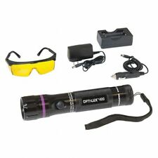 Spectroline Opti-Lux 400 UV HVAC Leak Detector LED Pen Light Flashlight - 34GR07
