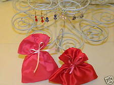 20x Baby Shower Earrings Favours Prizes GIRL assortment