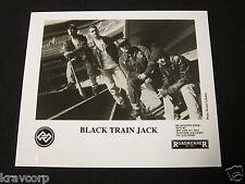 BLACK TRAIN JACK—1993 PUBLICITY PHOTO