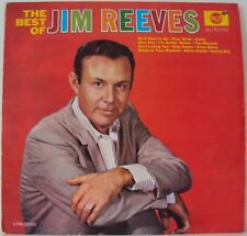 """THE BEST OF JIM REEVES 12"""" LP RCA VICTOR (L3913)"""