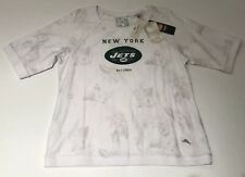 Women s New York Jets Tommy Bahama White Floral Blitz T-Shirt XL NFL 16  White 562880ee8