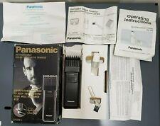 Panasonic ER389 Professional Rechargeable Beard/Moustache Trimmer Japan Made EX!