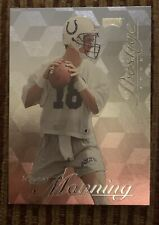 1998 Playoff Prestige Hobby #165 Peyton Manning Rookie Card