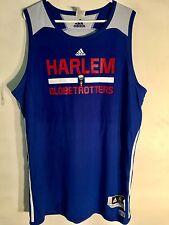 Adidas Reversible NBA Jersey Harlem Globe Trotters Blue sz 3X