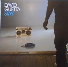 "DAVID GUETTA - Stay ~ 12"" Single PS"