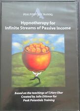 """""""HYPNOTHERAPY FOR INFINITE STREAMS OF PASSIVE INCOME"""" T. Harv Eker Teachings"""