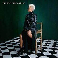Emeli Sande CD Long Live The Angels Deluxe 18 Tracks 2016