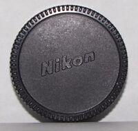 Rear cap for Nikon Ai Ai-s F AF-S lenses  18-55mm -