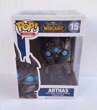 Funko Pop! Arthas Lich King World of Warcraft Blizzard Entertainment - New