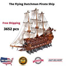 Pirates of the Caribbean Flying Dutchman Pirate Ship Building Blocks Model Set