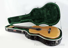 La Patrie Concert QI Classical Re-designed With SKB Hard Case All Solid Wood!