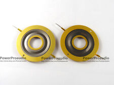 2PCS/LOT High Quality Diaphragm for JBL 2402 2404 2405 JBL 75 76 77, 16 Ohms