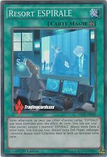 ♦Yu-Gi-Oh!♦ Resort ESPIRALE (SPYRAL) - 2nd : INOV-FR089 -VF/SUPER RARE-