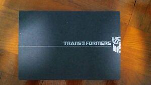 TRANSFORMERS 5 COINS BOX SET