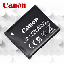 New Genuine Canon NB-11L Battery For IXUS132 IXUS140 IXUS155 ELPH320 340