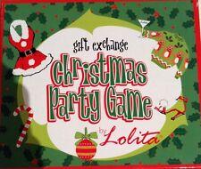 Navidad Regalos pub Quiz Trivia Juego Familia Fiesta De Navidad Caja secreto Juegos De Santa