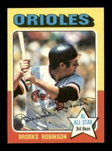 1975 Topps Set Break # 50 Brooks Robinson NM-MINT *OBGcards*