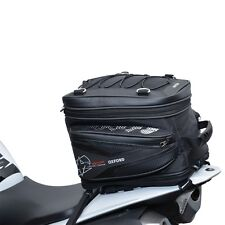 OXFORD T40R Tail pack Black Lifetime Motorcycle tail bag Luggage OL325