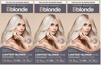 Jerome Russell Bblonde Permanent Colour Lightest Blonde 10.02