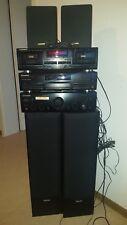 Pioneer Verstärker A-505R 100W+100W, PD-S605, CT-W505R, Magnat und Toshiba Boxen