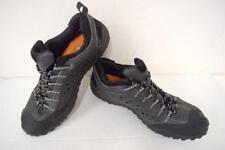 Merrell Men's Intercept Waterproof GORE-TEX Hiking/Trail Black Shoes, Size 14