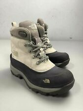 Women's The North Face Waterproof Boots Size 6