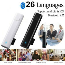 Smart Multi-language Voice Translator Smart Wireless Bluetooth Headphone New