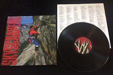 DAVID LEE ROTH Lp Record SKYSCRAPER WARNER BROS 1-25671 Van Halen VG+