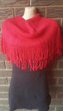 Unbranded Acrylic Patternless Scarf Scarves and Wraps for Women