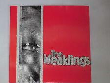 """THE WEAKLINGS -Burnt Bridges & Broken Dreams- 7"""" 45 nm"""